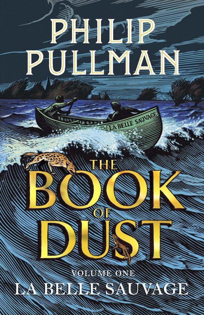 book of dust kapak tasarımı